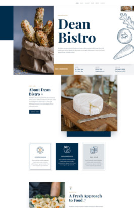 Restaurant Bistro - Home