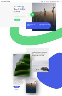 Green Energy - Home