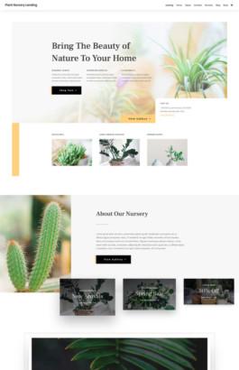 Plant Nursery - Home